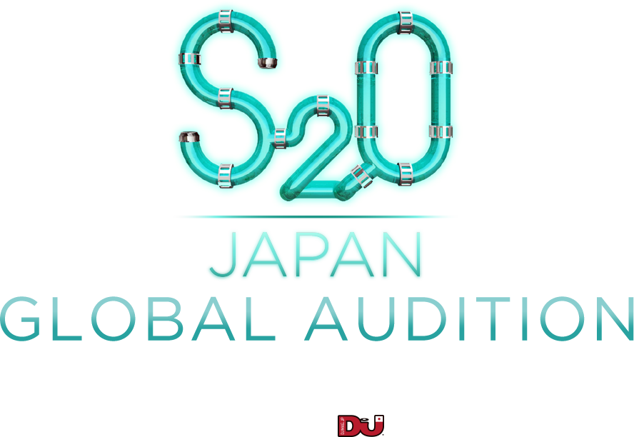 S2O JAPAN x DJ MAG ASIA AUDITION